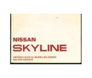 nissan skyline r31 owners manualmanuals4u com au rh manuals4u com au nissan skyline service manual nissan skyline r33 service manual